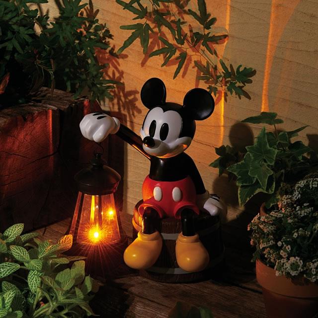 セトクラフト ディズニー ソーラーライト ミッキー SDD-2101-1000