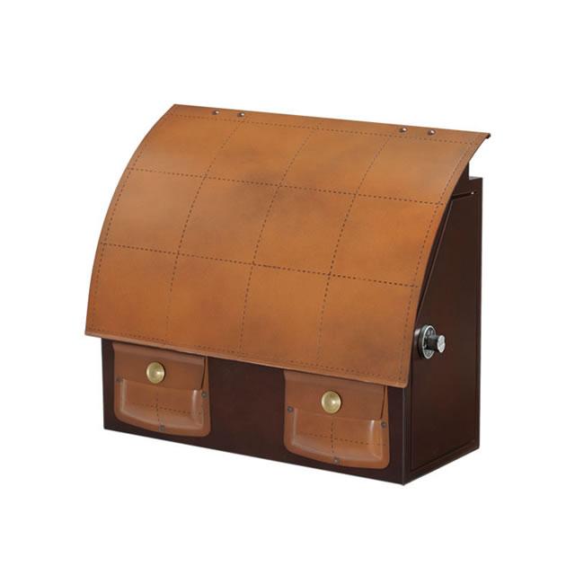 郵便ポスト オンリーワン Cuero クエロ NL1-P54 右勝手 鍵あり