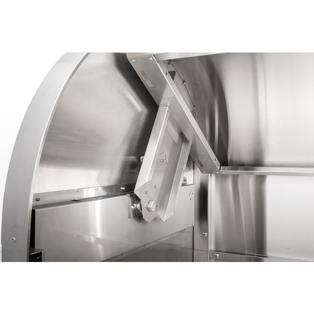 ダイケン ゴミ収集庫 クリーンストッカー ステンレス CKS型 CKS-1309 幅1300mm×奥行き900mm×高さ1160mm ※お客様組立品