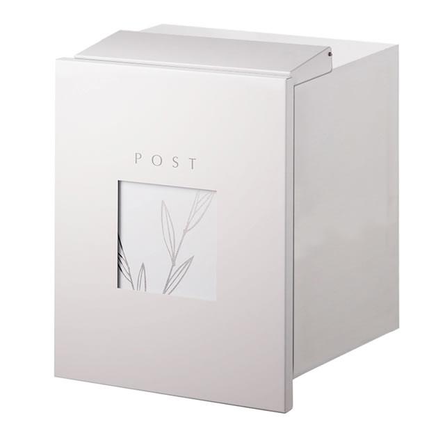 オンリーワン 郵便ポスト Monobox+ モノボックスプラス 埋め込み KS1-B153C デザイン3