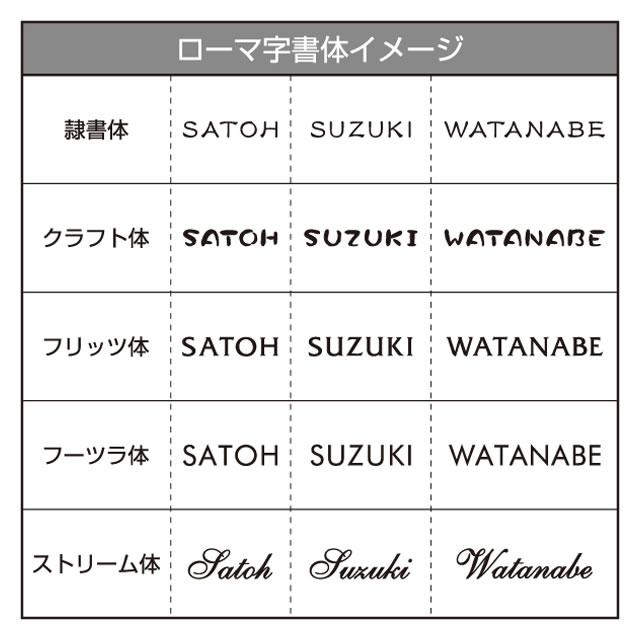 選べる書体は5種類 丸三タカギ 表札 ブランチタイル JXR-1-2(コゲ茶)
