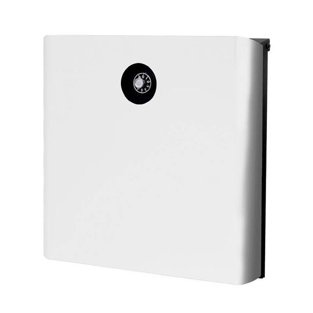 オンリーワン 郵便ポスト イル ヴァリオ マリエッタ NA1-IV01WH 壁掛タイプ ホワイト色 ダイヤル錠付き