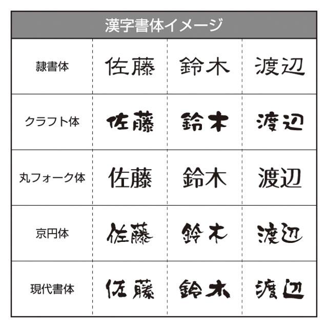 選べる書体は5種類 丸三タカギ 表札 アーモンドタイル JWR-2-1(コゲ茶)