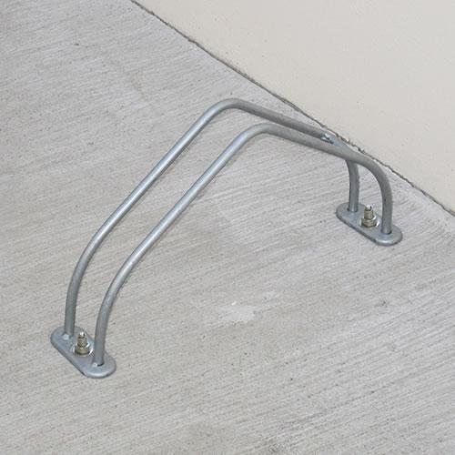 ダイケン 自転車ラック サイクルスタンド 独立式スタンド 1台用 スタンド小タイプ CS-M1A-S スチール製