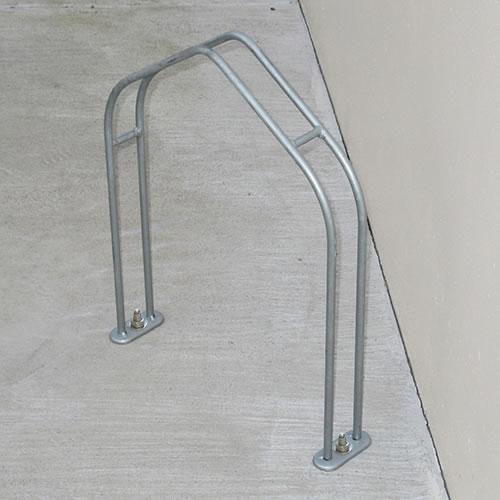 ダイケン 自転車ラック サイクルスタンド 独立式スタンド 1台用 スタンド大タイプ CS-M1B-S スチール製