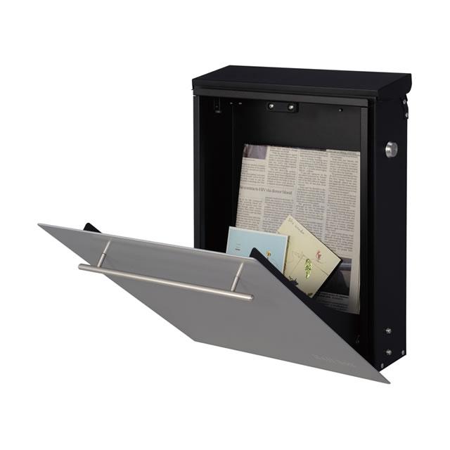 オンリーワン 郵便ポスト Noie Fine ノイエファイン GM1-NFZ101 バニラ色