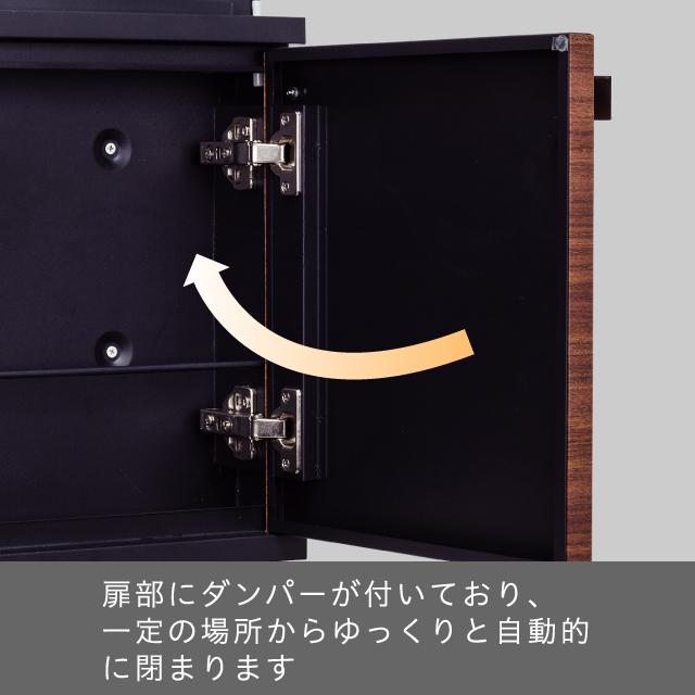 丸三タカギ スタッポH ポスト+表札セット NSTP-B-1_NMDS-1-32 サテンブラック色