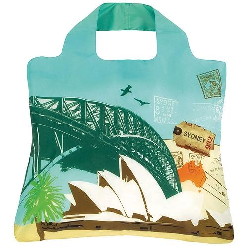 エンビロサックス エコバッグ トラベル シドニー ENVIROSAX Travel Sydney [TR-B2]