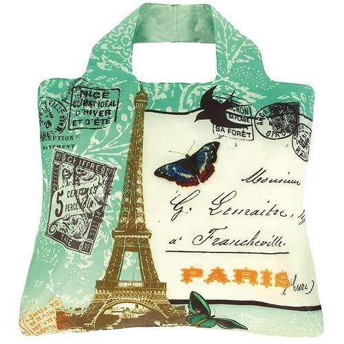 エンビロサックス エコバッグ トラベル パリ ENVIROSAX Travel Paris [TR-B3]