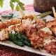 【冷凍配送】日本3大地鶏 名古屋コーチン焼鳥セット モモ串 40g・ムネ串 40g・ ねぎま串 40g・つくね串 50g 各4本