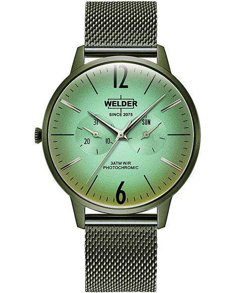 WELDER SLIM DAY DATE 42MM WWRS419