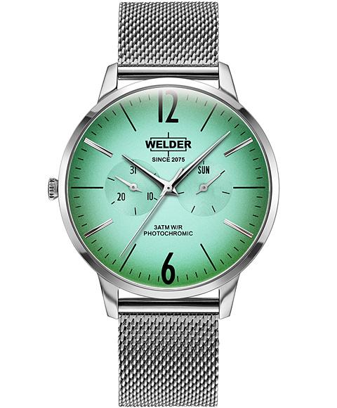 WELDER SLIM DAY DATE 42MM WWRS400
