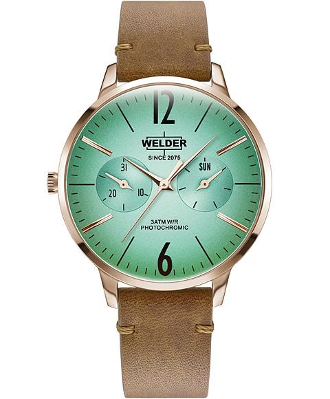 WELDER SLIM DAY DATE 36MM WWRS112