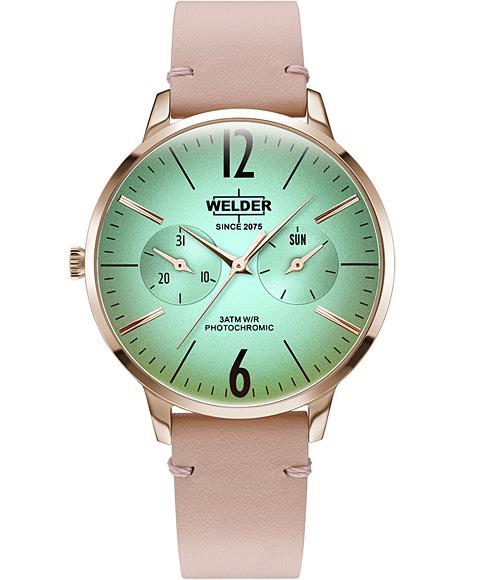 WELDER SLIM DAY DATE 36MM WWRS100