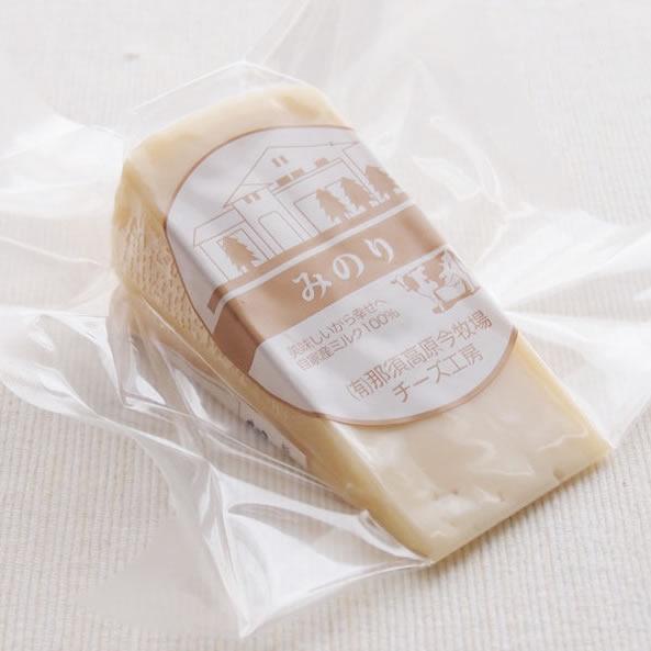 今牧場 チーズ工房 みのり セミハードチーズ