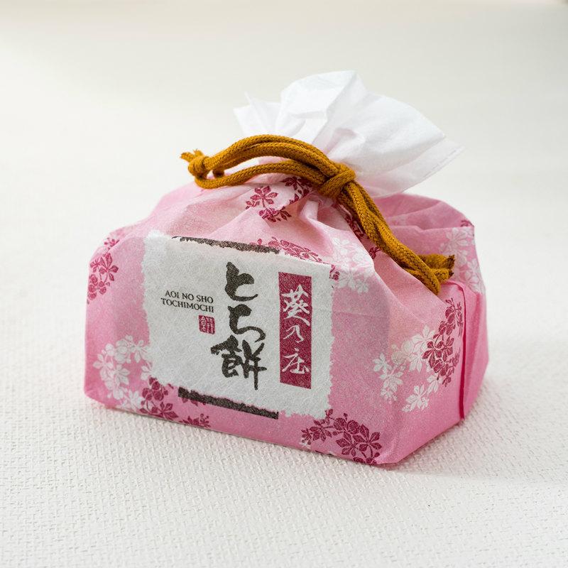 葵乃庄 とち餅 3個×6箱入り