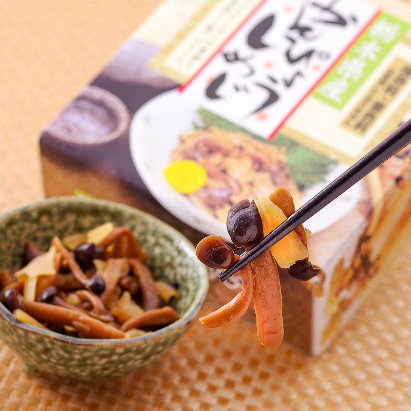 栃木県産 かんぴょうしめじ 佃煮