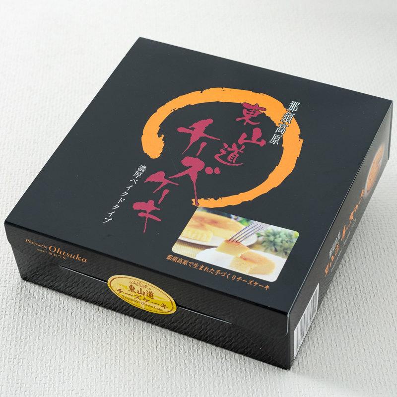 東山道チーズケーキ