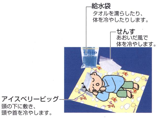 熱中症応急処置セット