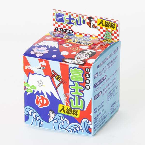 富士山の入浴剤 12ヶセット