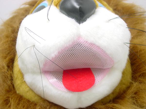 着ぐるみ[きぐるみ] ライオン[らいおん]