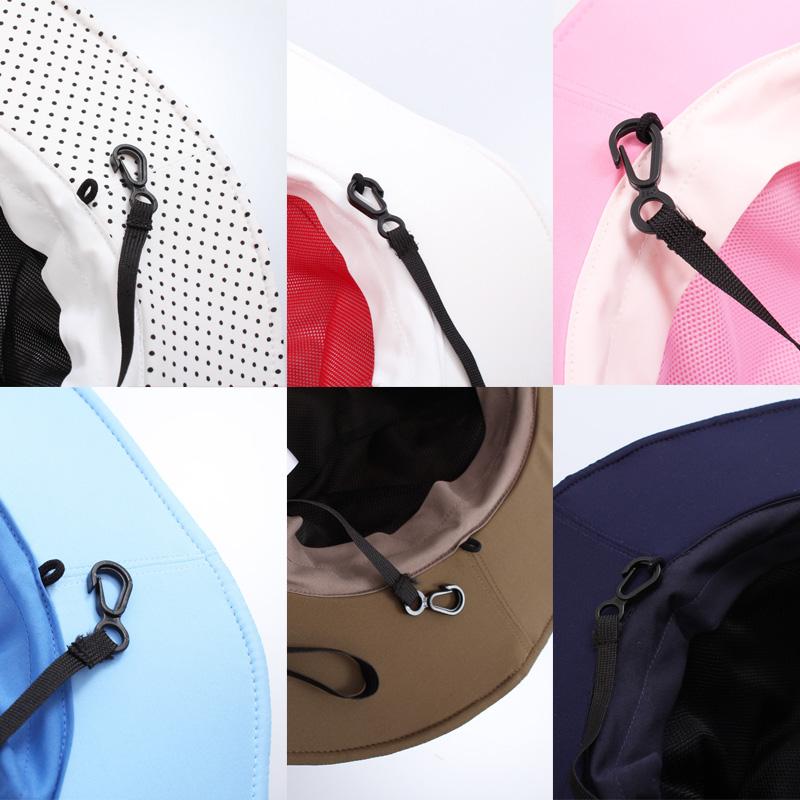 紫外線対策 UVカット帽子  水陸両用ワイドビューハット エポカル