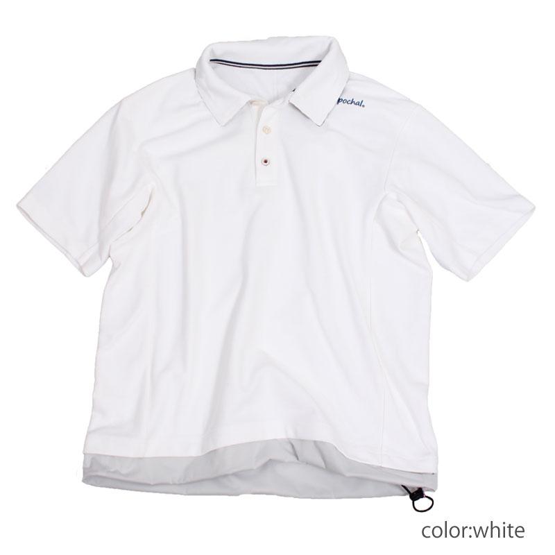 クールUVポロシャツ 紫外線対策