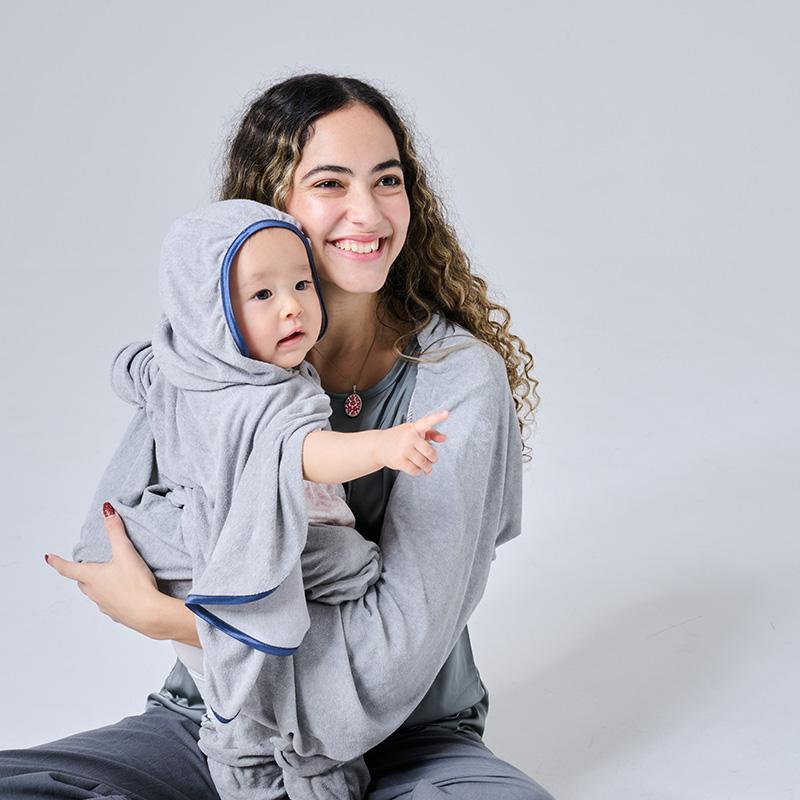 5WAYUVカットボレロ(パイルバージョン) レディース