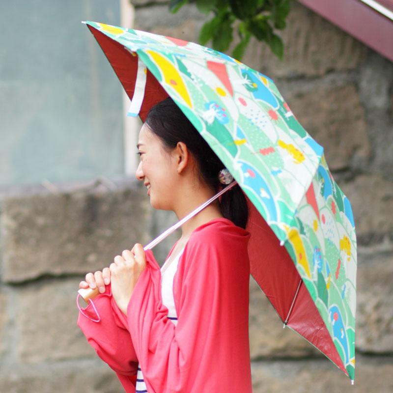 晴雨兼用日傘korko クラール