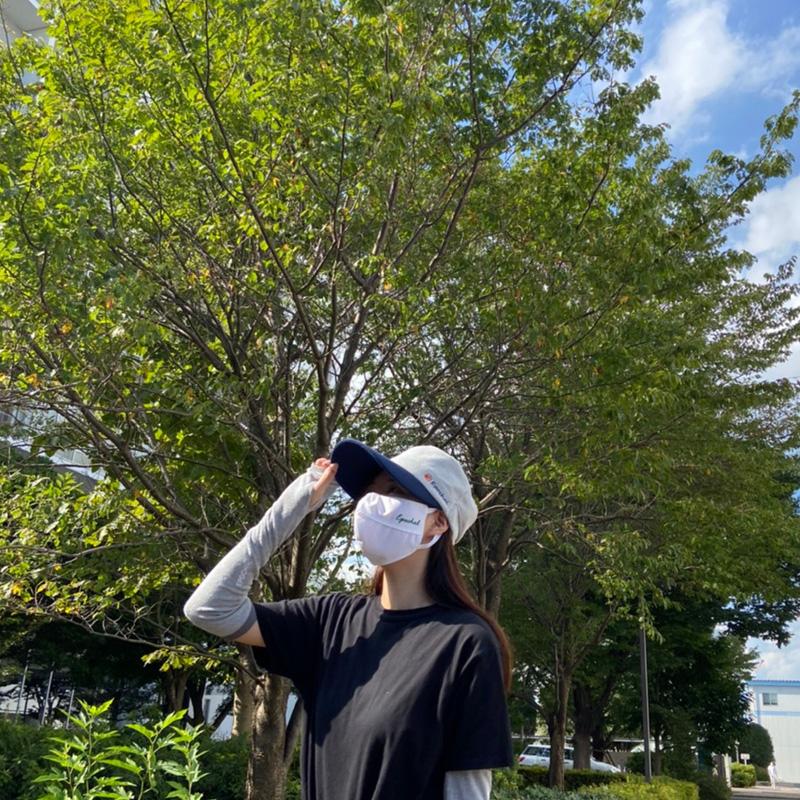 汗をぐんぐん吸い取る! UVカットグッズ パイルアームガード  紫外線対策 エポカル