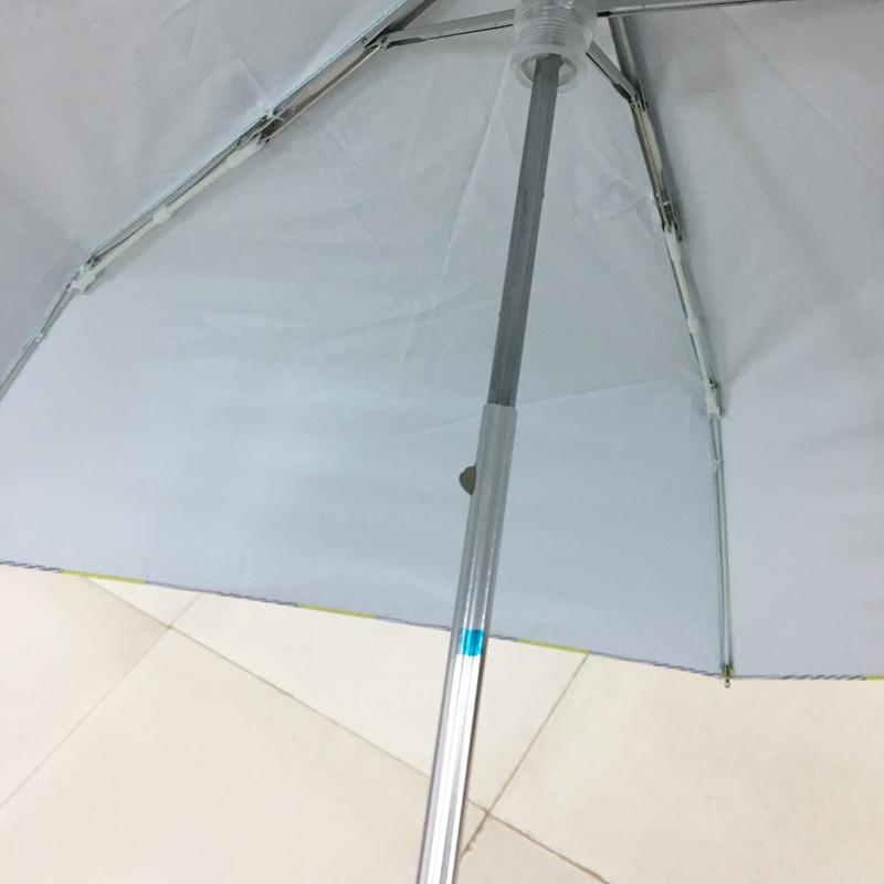 私立幼稚園小学校オススメの晴雨兼用傘 kukka hippo(クッカヒッポ)  ネイビー