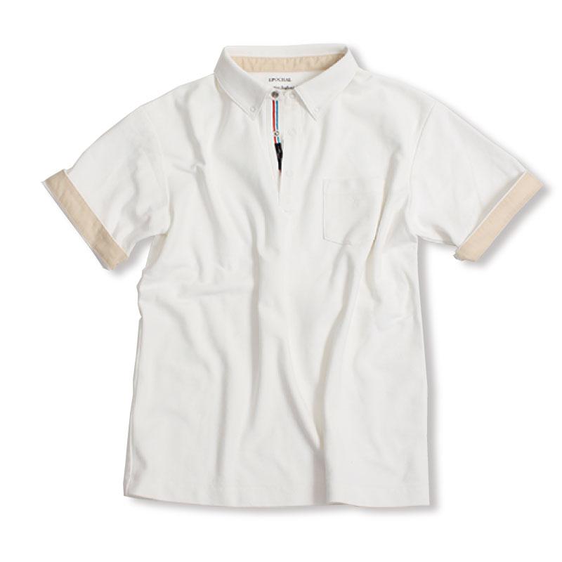 クラッシックフィットポロシャツ