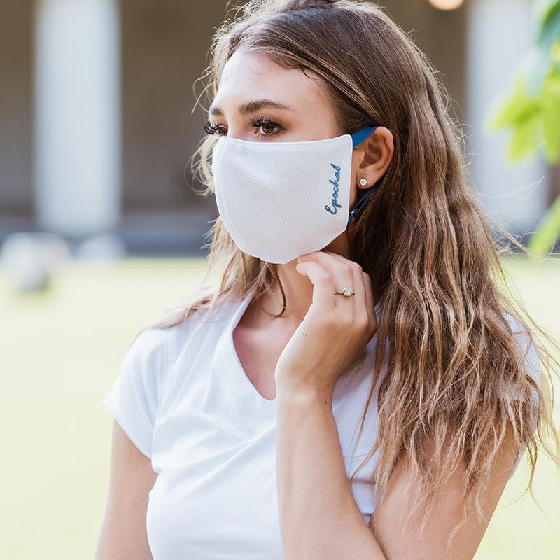 Myマスク洗いせっけん&防泥マスク(アジャスター付き)セット