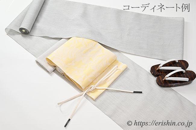 舟形下駄(桜皮&織花緒)