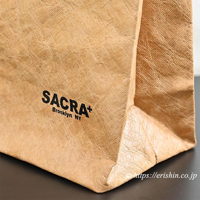 エコバッグ SACRA+ Brooklyn NY(和小物さくら)