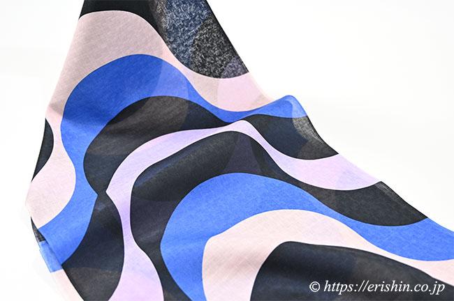 誉田屋源兵衛 浴衣(シンプルイズベスト/ピーコック・綿)広巾