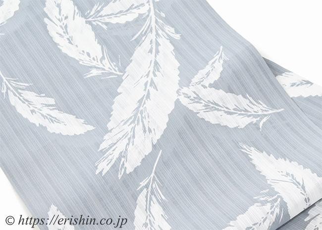 竺仙/ちくせん かげろう地染浴衣(ふわり、と空に羽ばたこう)