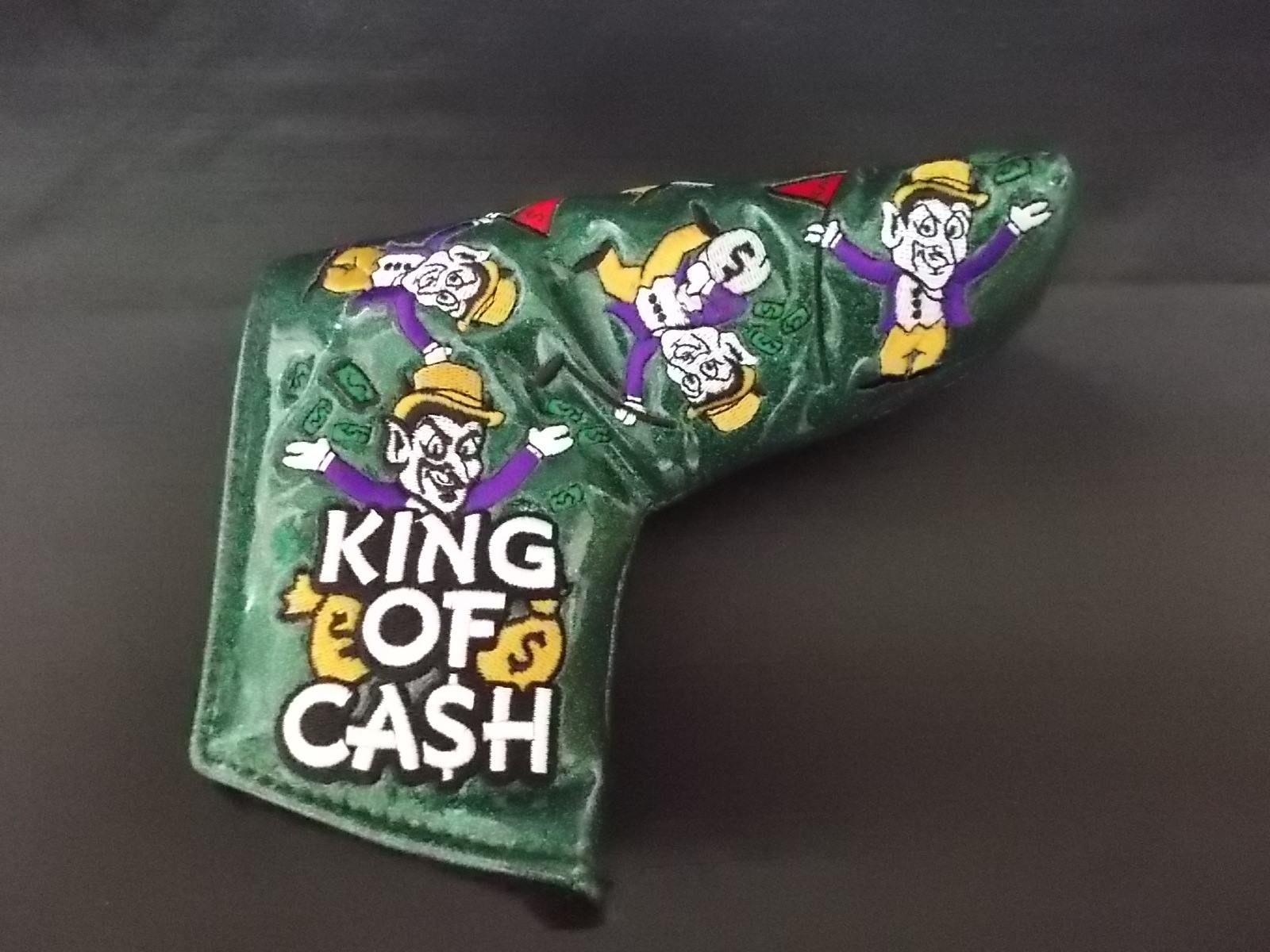 SCOTTY CAMERON Custom Shop KING OF CASH  スコッティキャメロン カスタムショップ キングオブキャッシュ【スタンダード】