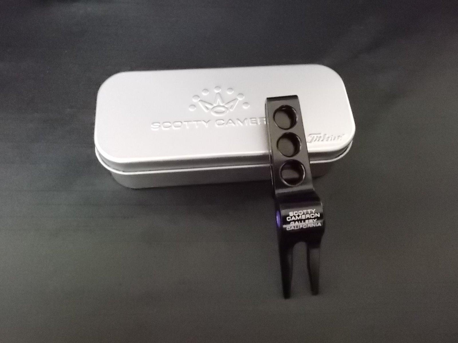 Clip Pivot Tool SCOTTY CAMERON スコッティキャメロン ピボットツール(ブラック)