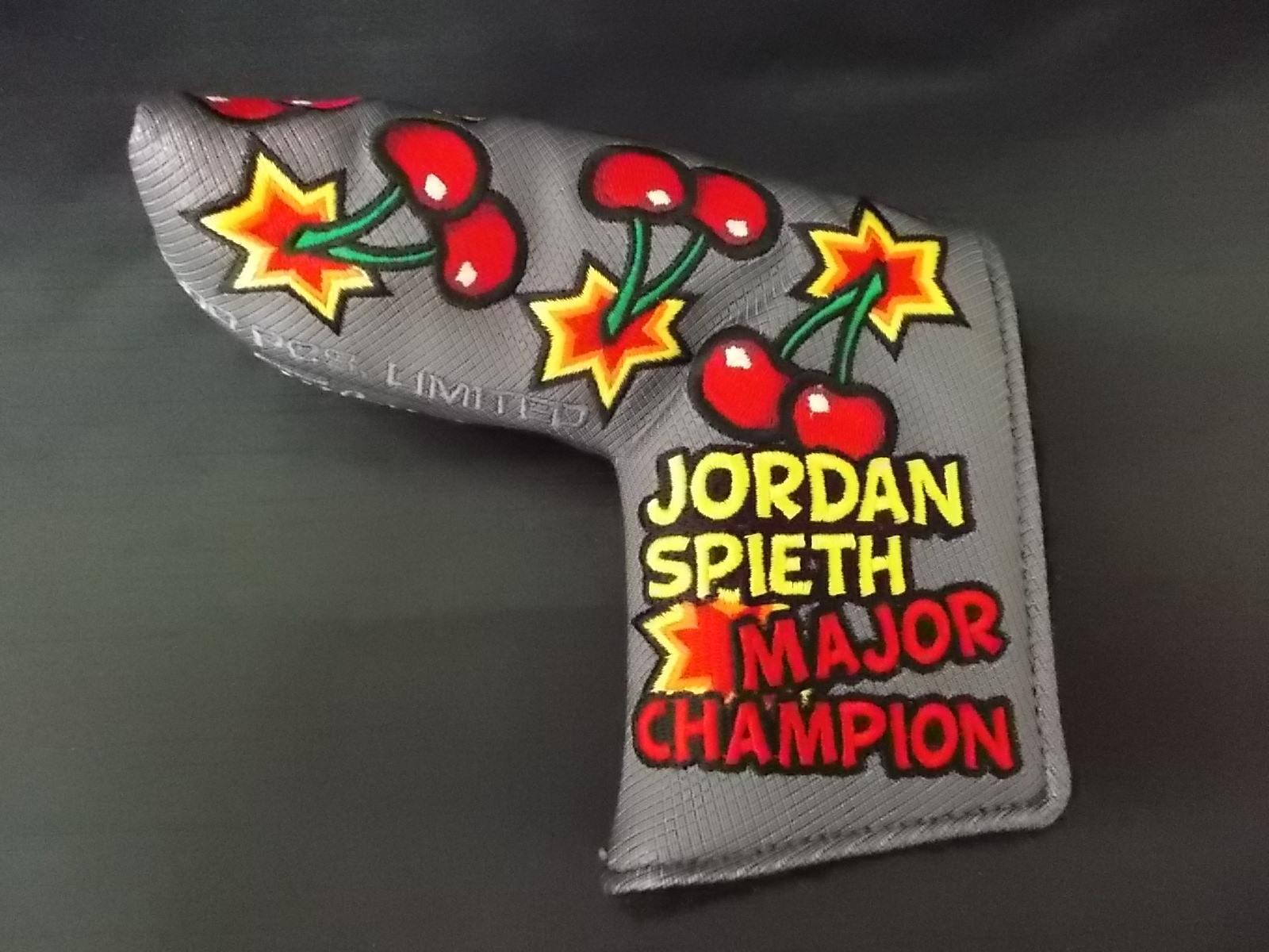 Inspired by Jordan Spieth Limited Putter SCOTTY CAMERON 世界限定 1500本限定 ジョーダンスピース クロマティックブロンズ仕上げ