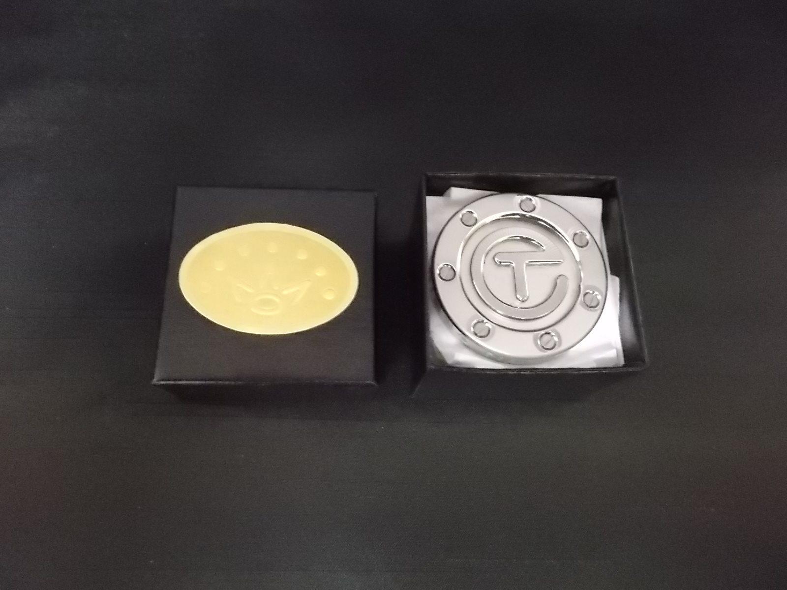 ScottyCameron gallery Limited Coin Ball Marker Circle T Tiffany Blue スコッティキャメロン ギャラリー限定 サークルT コインボールマーカー