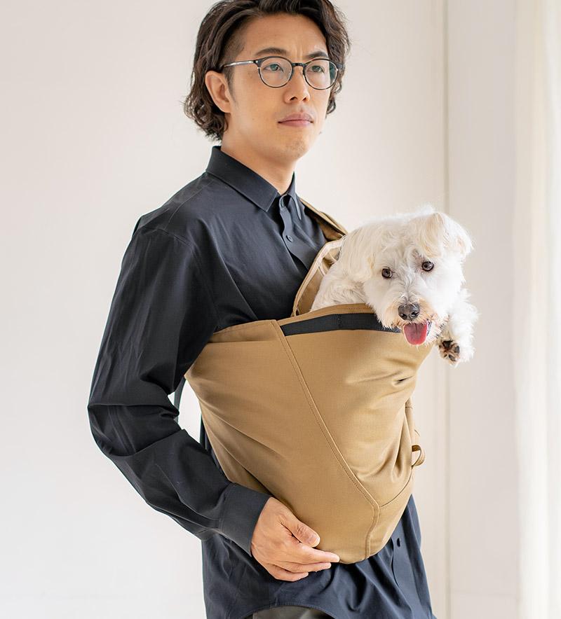 ドッグスリング ファーシル コヨーテ2
