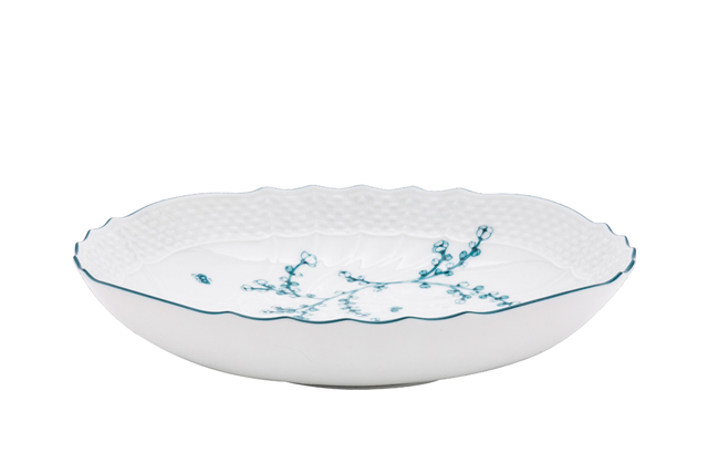 フロレンティア 盛り皿21xh4.5cm