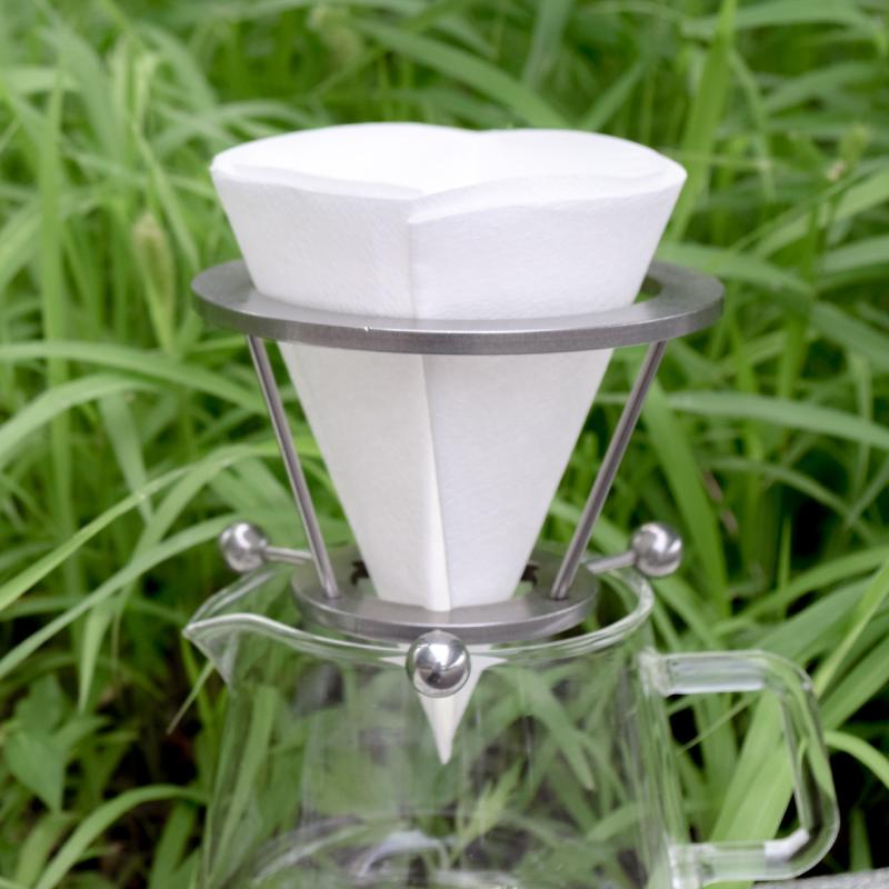 【新商品】REINHART CAMPER DRIP BOX [専用ペーパーフィルター100枚付]