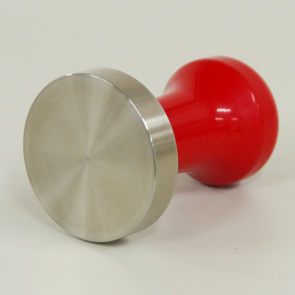 Tamper Handle Tall / PC Fire Red(Esp logo)
