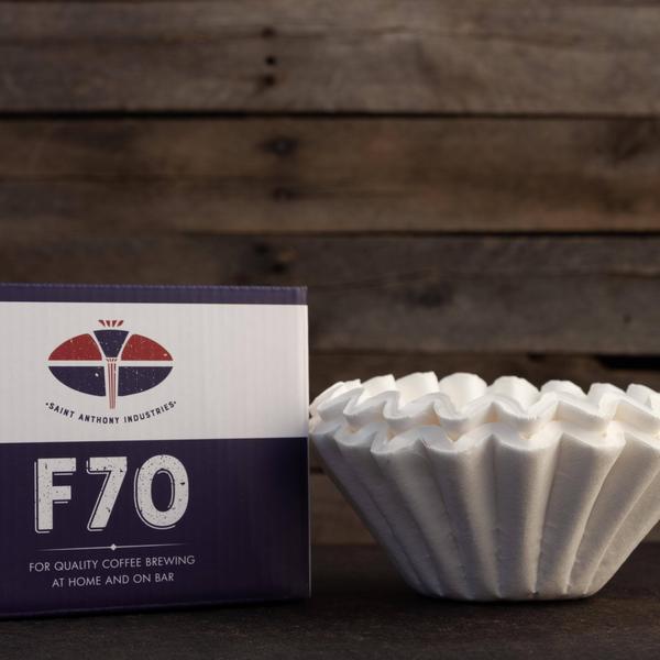 F70 PERFECT PAPER FILTER 100 sheets [F70 専用ペーパーフィルター純正]
