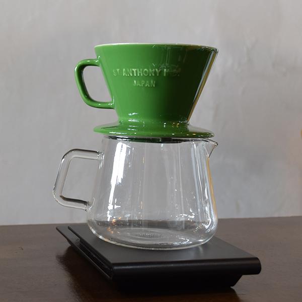TRESCO - SINGLE WALL GLASS SERVER