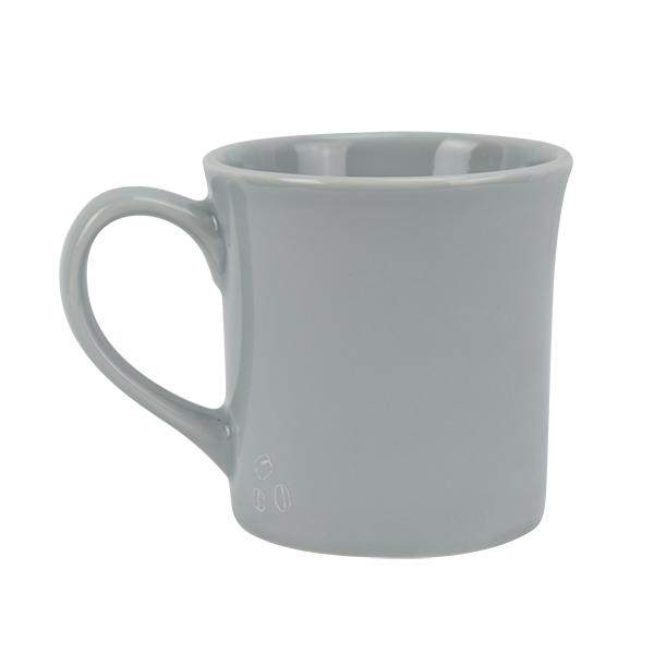 DCS オリジナルマグカップ / グロスグレー