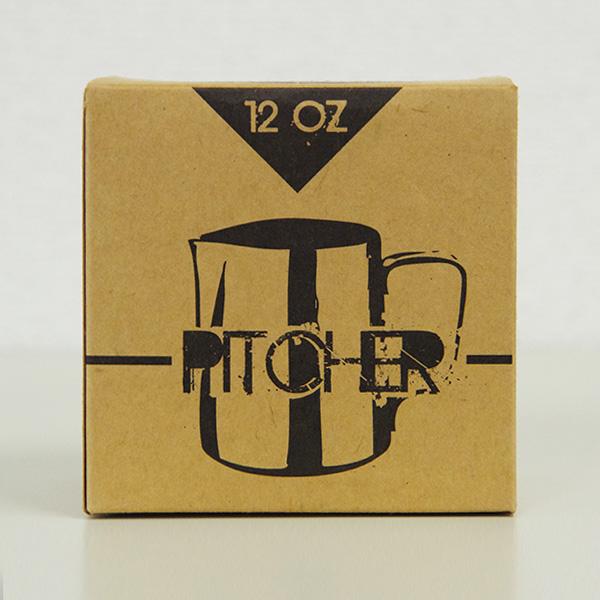 Latte Art Pitcher [目盛り付きミルクピッチャー] / 12oz