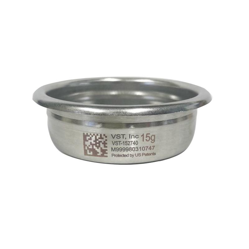 Precision Filter Baskets / 15g